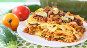 Zucchini Beef Lasagna +12M