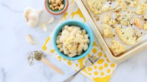 Cauliflower Mac and Cheese +10M
