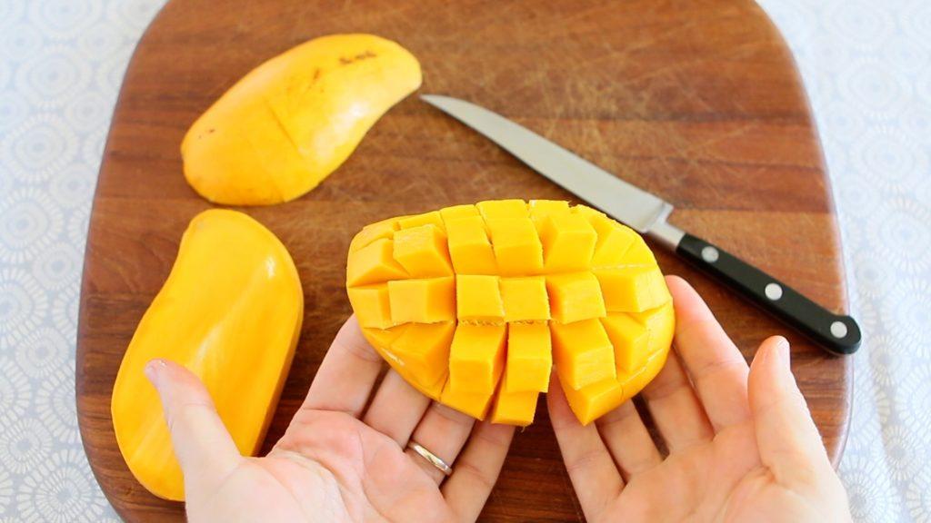 Mango Baby Puree Party +6M