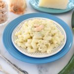 Zucchini White Beans Mac And Cheese +9M