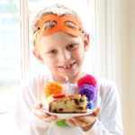 Quarantine Birthday Party Ideas and Vanilla Chocolate Cake Recipe