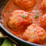Egg Free Zucchini Turkey Meatballs +9M