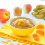 Vitamin C Applesauce to Boost Immune System +6m
