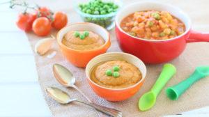 Chickpeas Potato Curry Soup +9M Vegan - Baby Food & Spices