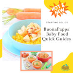 Baby Food Quick Guides & 1:1 Consultation – NEW!!